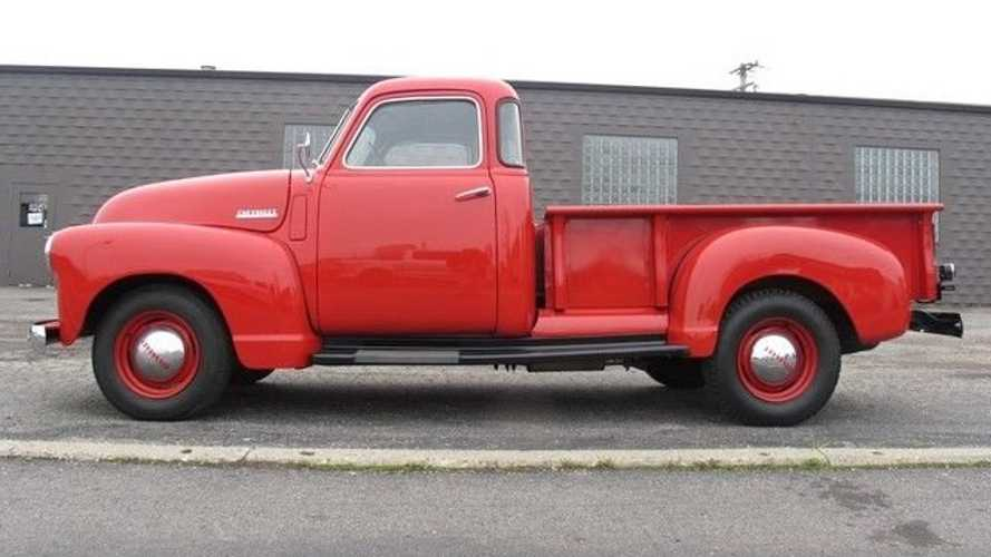 Just $33K To Own The Perfect 1948 Chevrolet Thriftmaster Pickup