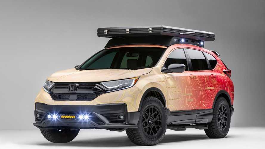 Honda на шоу SEMA 2019 года
