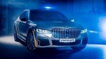 BMW 7-es sorozat, cseh rendőrség
