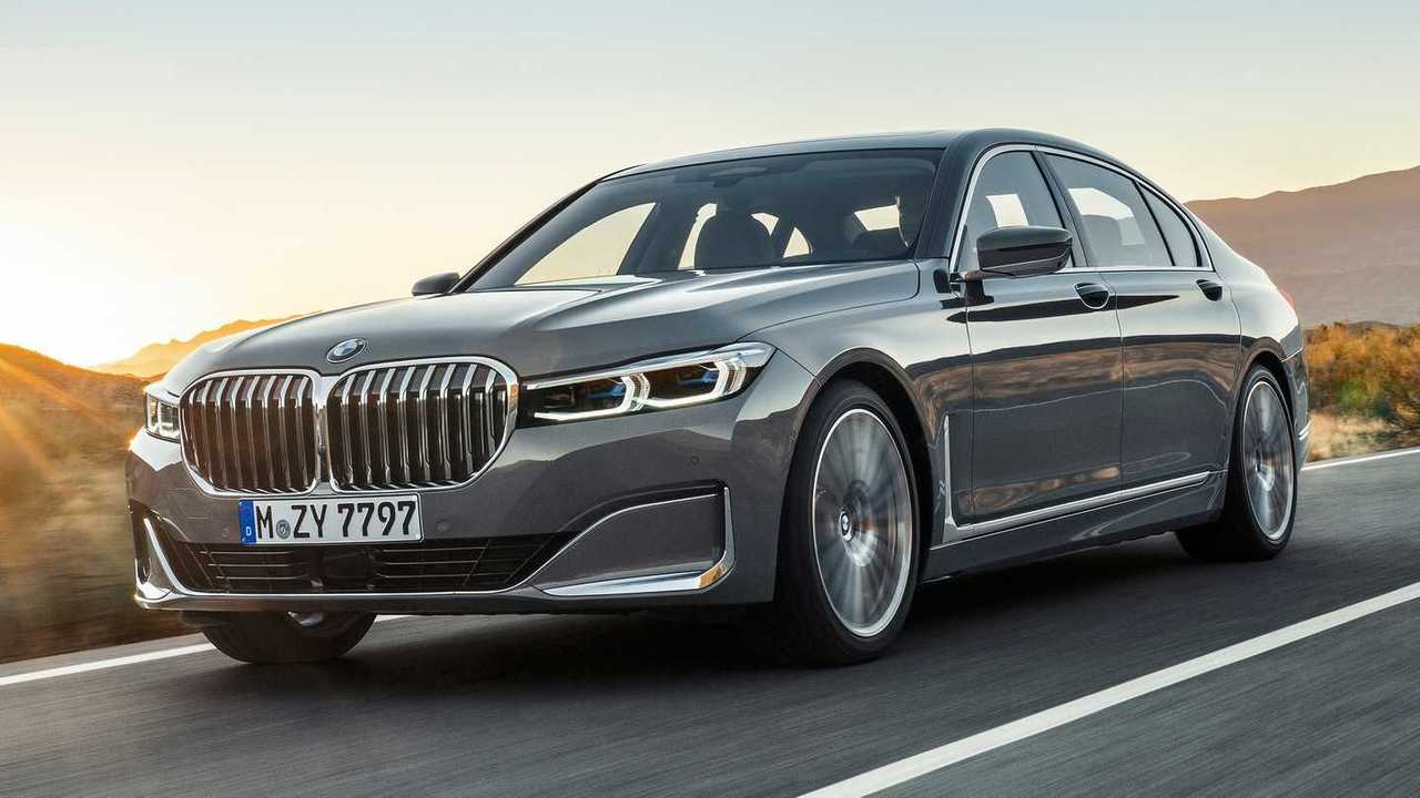 2. BMW 7 Series: 71.3 Percent
