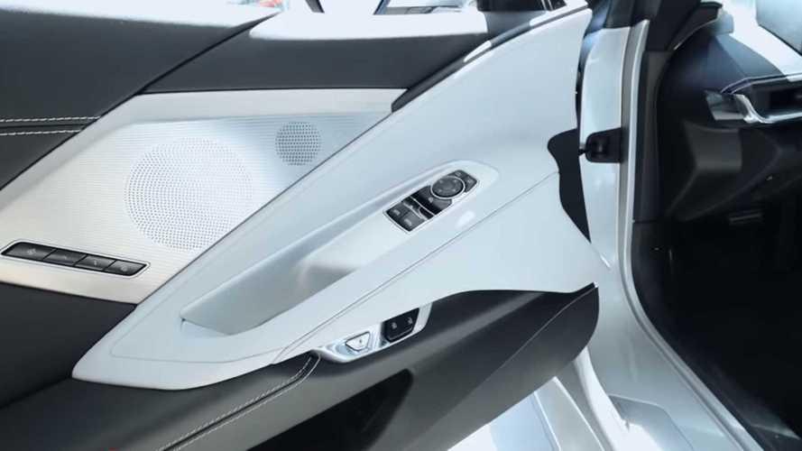 Conoce uno a uno los 14 altavoces del Chevrolet Corvette Stingray 2020