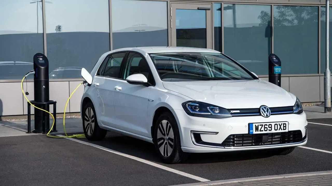 VW e-Golf - $31,895