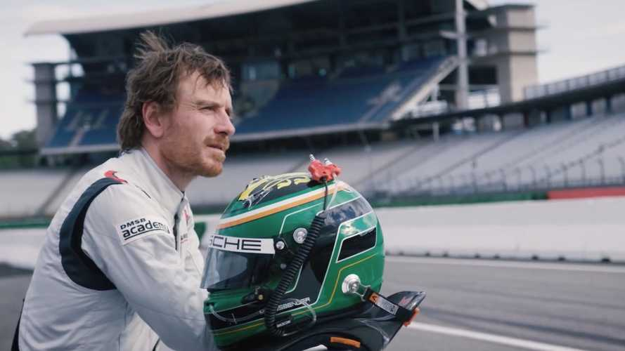 Fassbender's Road To Le Mans Porsche documentary debuts October 11
