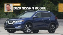 2020 nissan rogue sl awd review