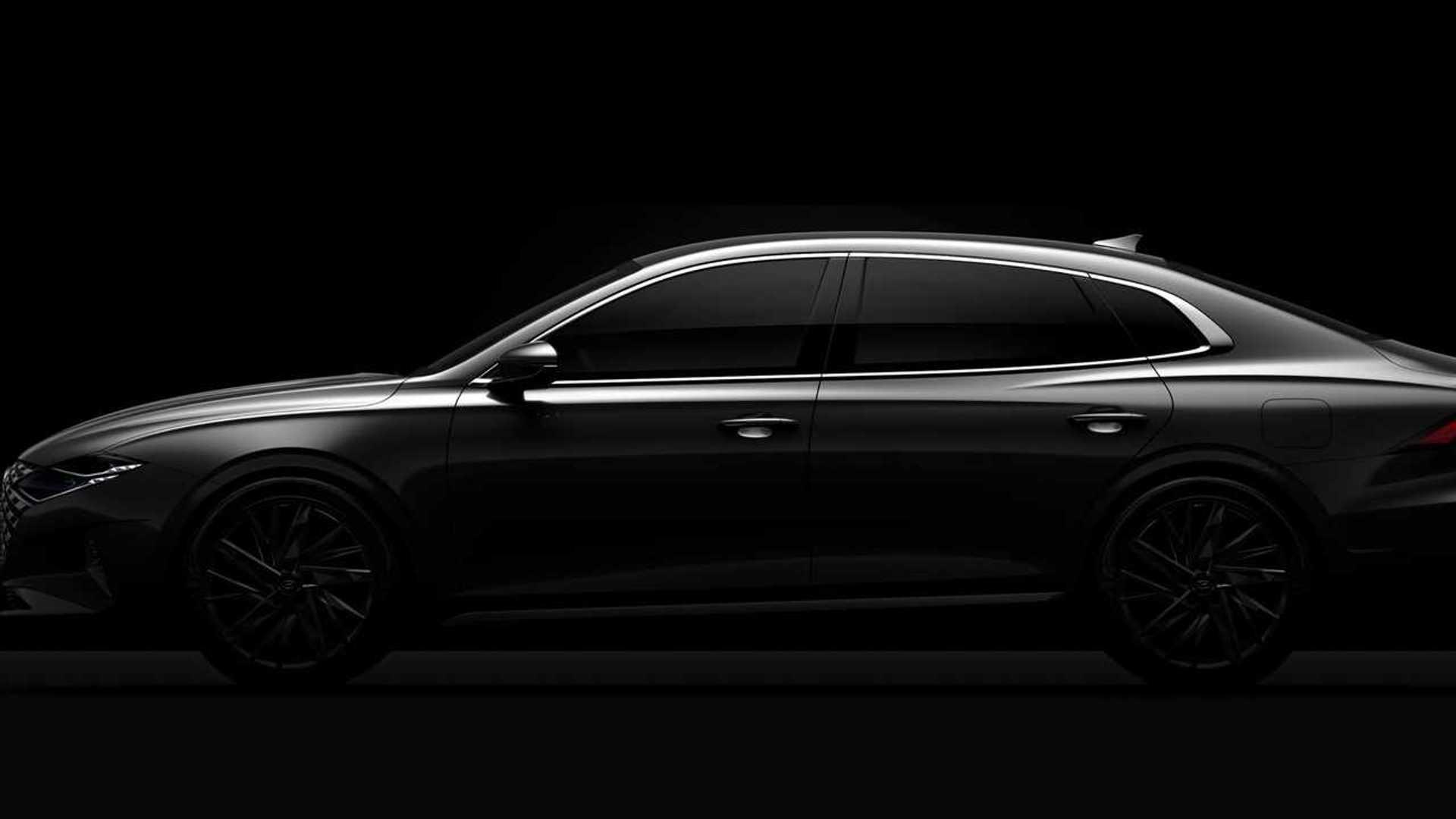 2020 Hyundai Grandeur / Azera Reveals Its Grand Facelift
