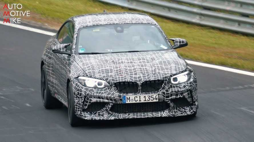 BMW M2 CS Spied For The Last Time Ahead Of Imminent Debut