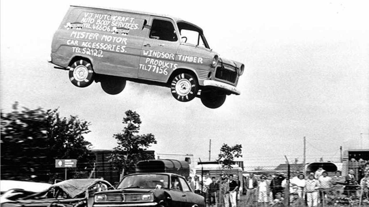 Ford Transit come non si era mai visto