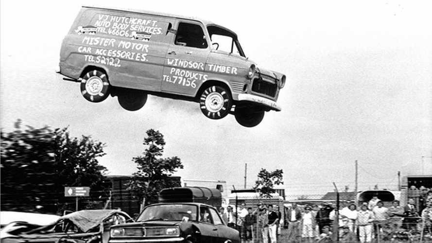 66 anni di Ford Transit ad Auto e Moto d'Epoca 2019