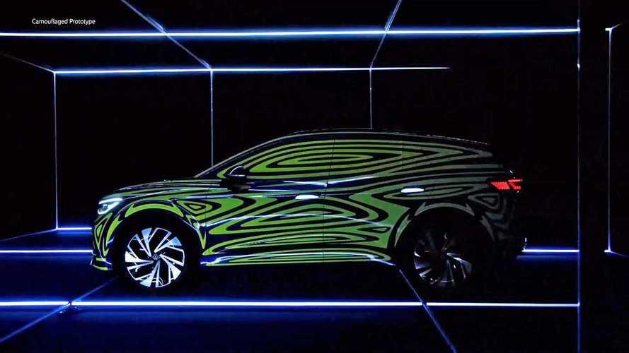 """ID.4 néven már jövőre """"boltokba kerül"""" a Volkswagen elektromos SUV-ja"""