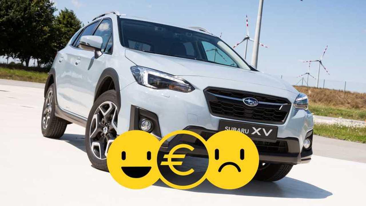 Copertina Promozione Subaru XV settembre 2019