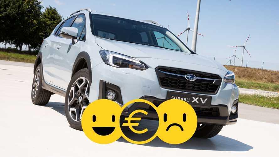 Promozione Subaru XV, perché conviene e perché no