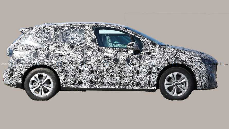 BMW 2 Series Active Tourer spied, van will get new generation