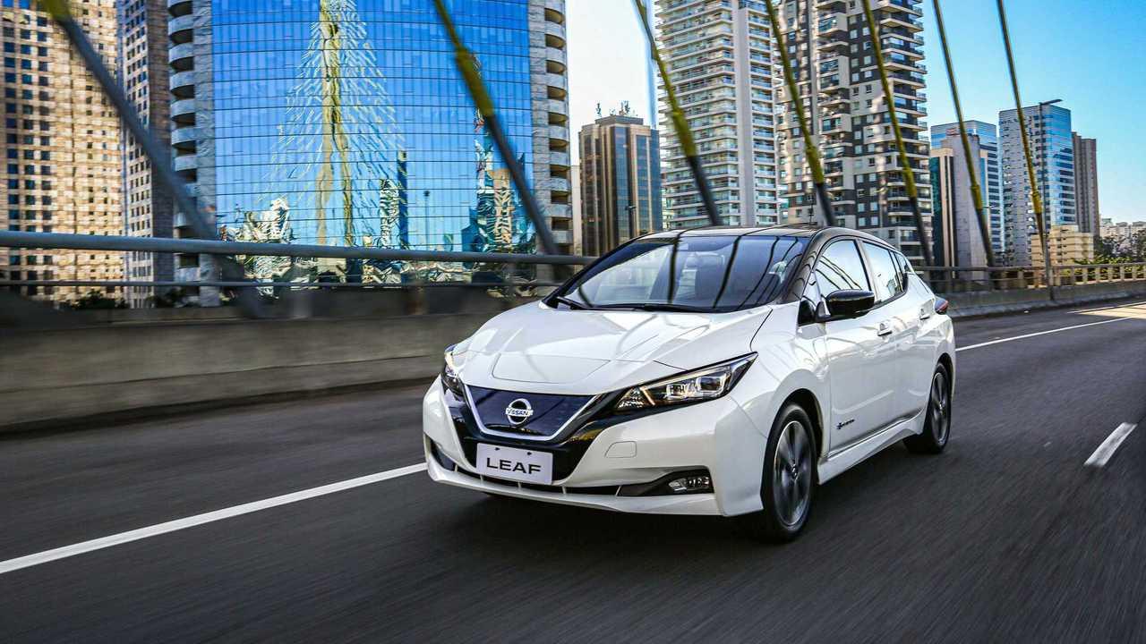 Nissan Leaf - Brasil