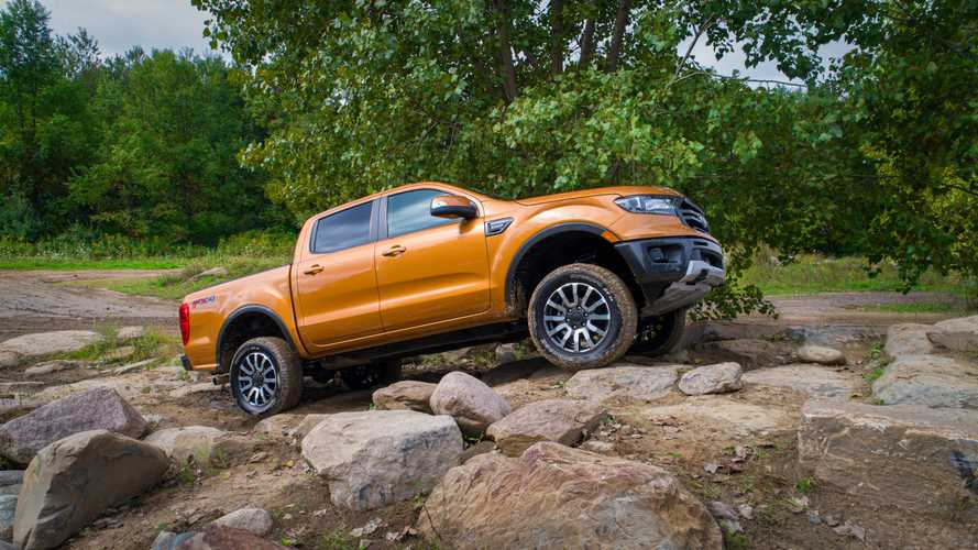 Ford Offers Dealer-Installed Lift Kit For Ranger, F-150