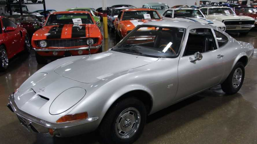 At Under $20K, Would You Buy This 1970 Opel GT?