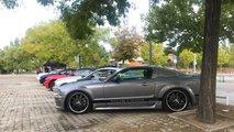 V Mustang Day