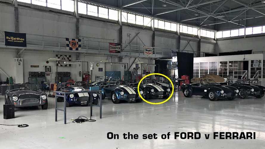 Shelby Cobra 427 Used In 'Ford V Ferrari' Filming