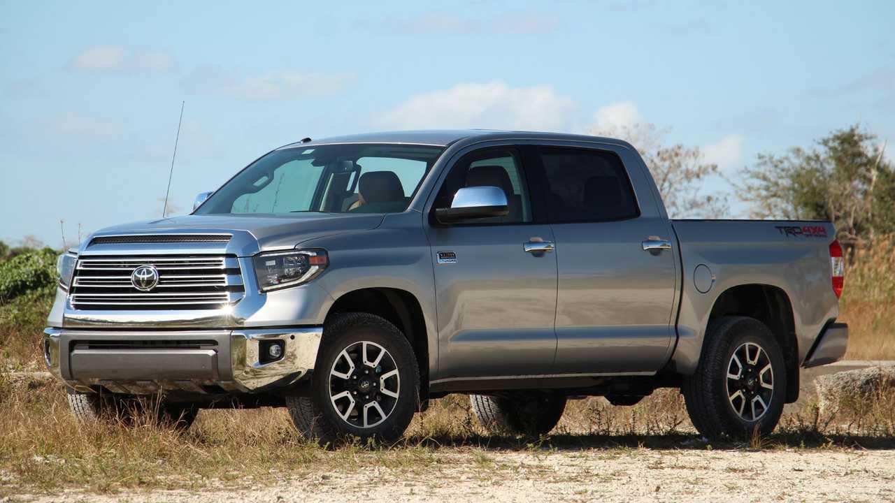4. Toyota Tundra: 35.9 Percent
