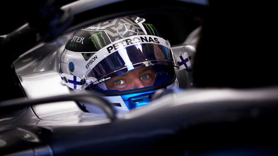 Bottas 'far away' from level he wants to be at