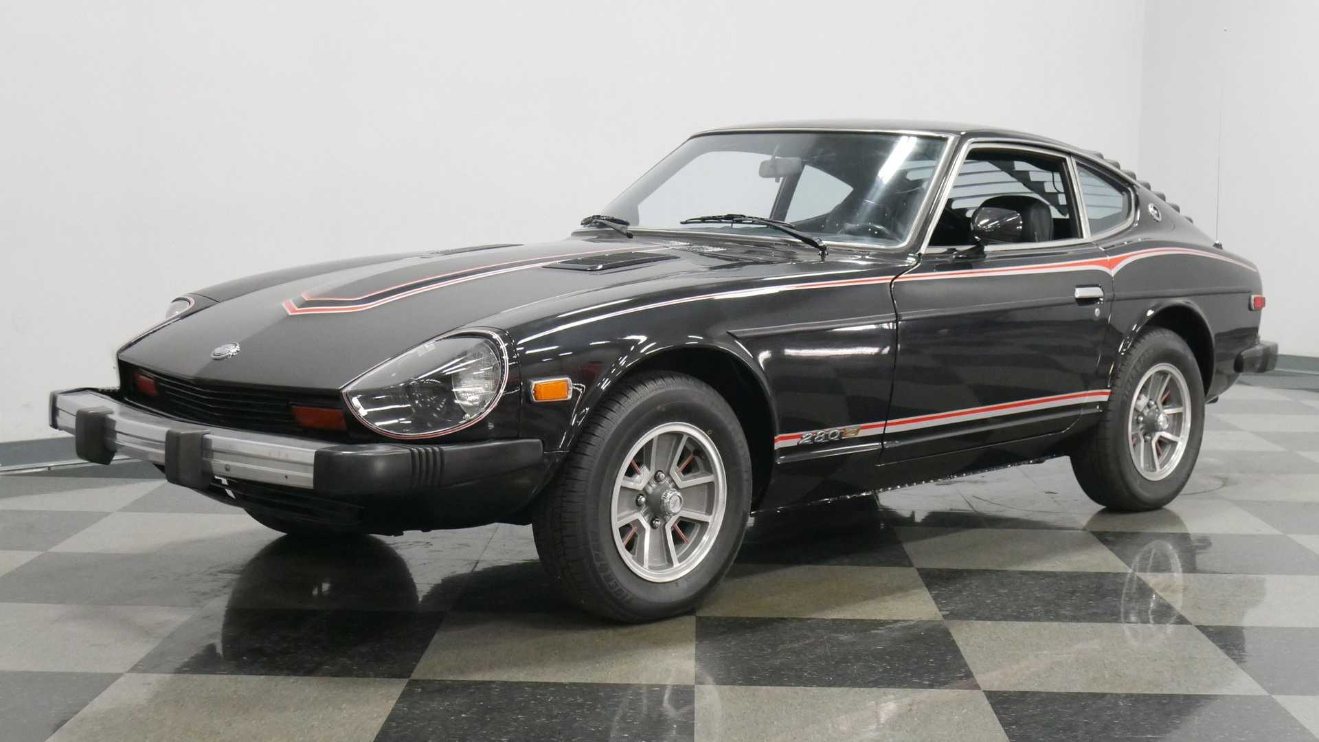 "[""1978 Datsun 280Z Black Pearl Edition Seeks Second Owner""]"