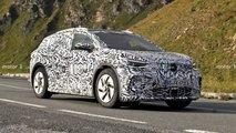 VW ID.4: Neue Erlkönigbilder zeigen das Elektro-SUV