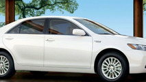 Toyota Camry Hybrid 50th Anniversary Edition