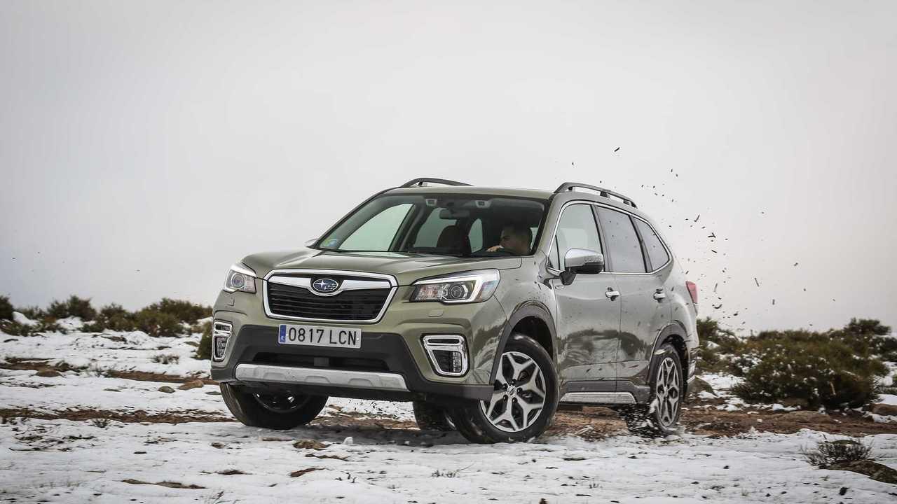 Subaru Forester Eco Hybrid 2020
