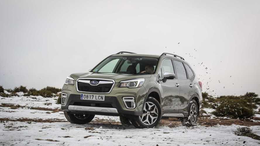 Prueba Subaru Forester Eco Hybrid 2020: todo cambia, para seguir igual