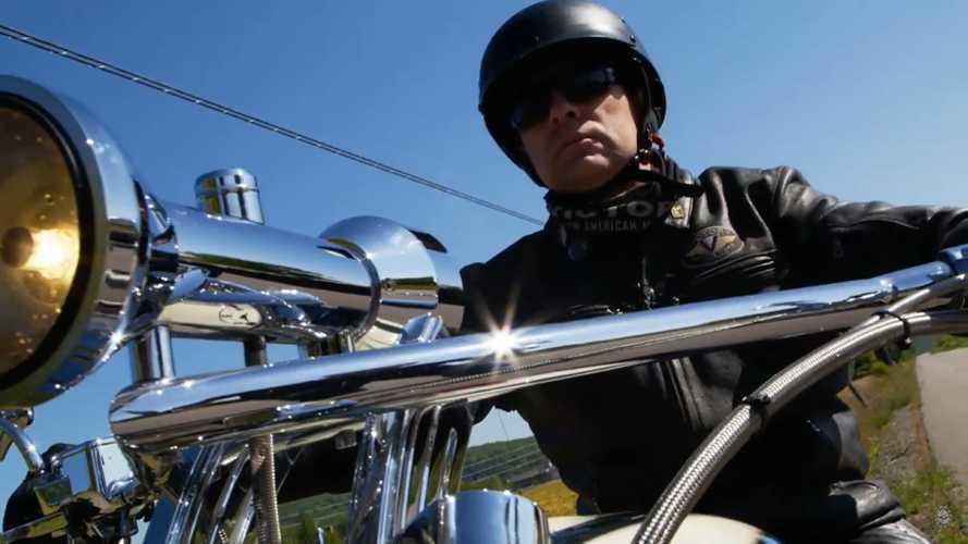 Custom Motorcycle Build Helps Soldier with PTSD