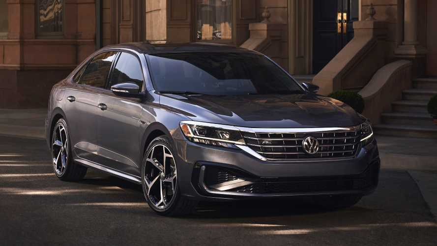 2020 Volkswagen Passat Starts At $22,995, Cheaper Than Outgoing Model