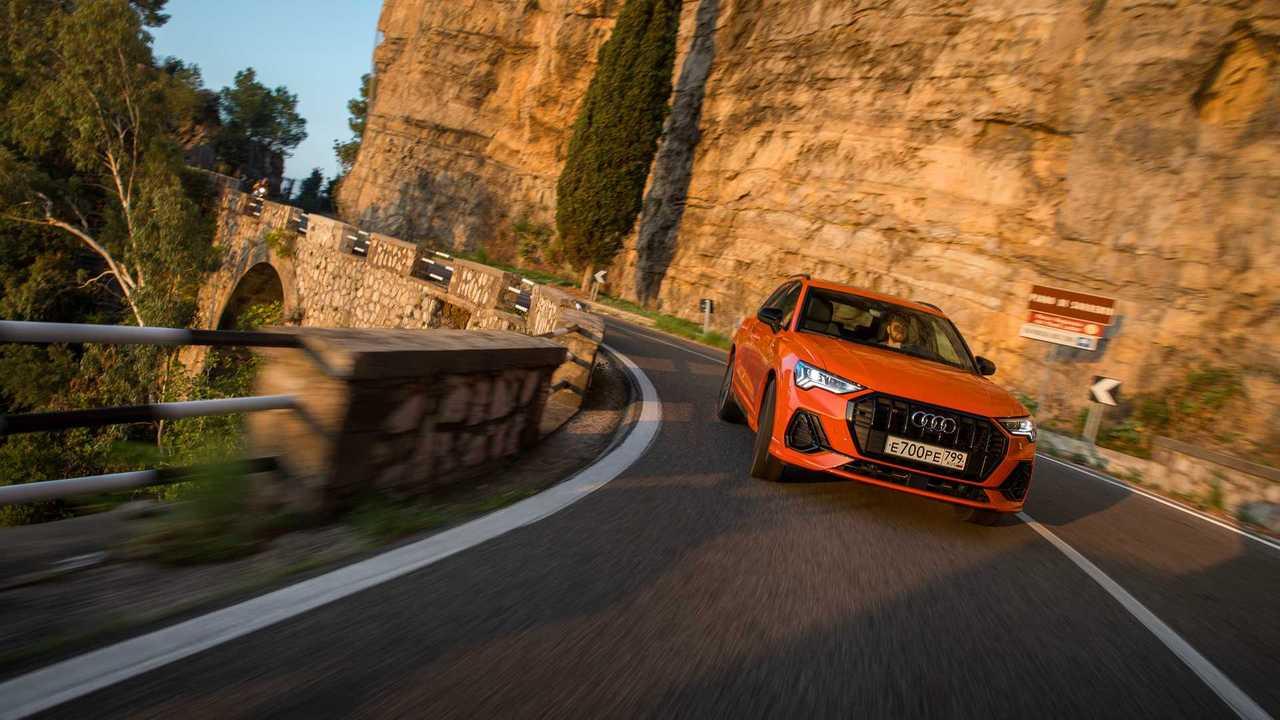 Audi Q3 для России