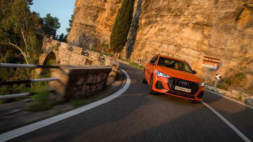 Не опоздал, а задержался. Тест нового Audi Q3 для России