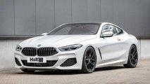 H&R BMW 840d