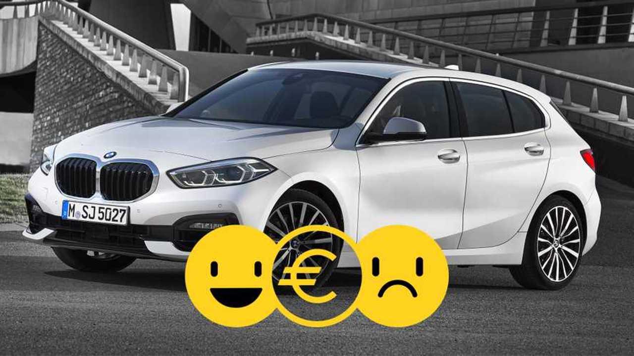 Promozione BMW Serie 1 Agosto 2019