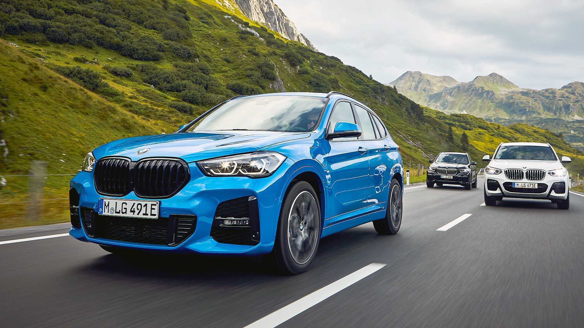 BMW X1 xDrive25e (2019)