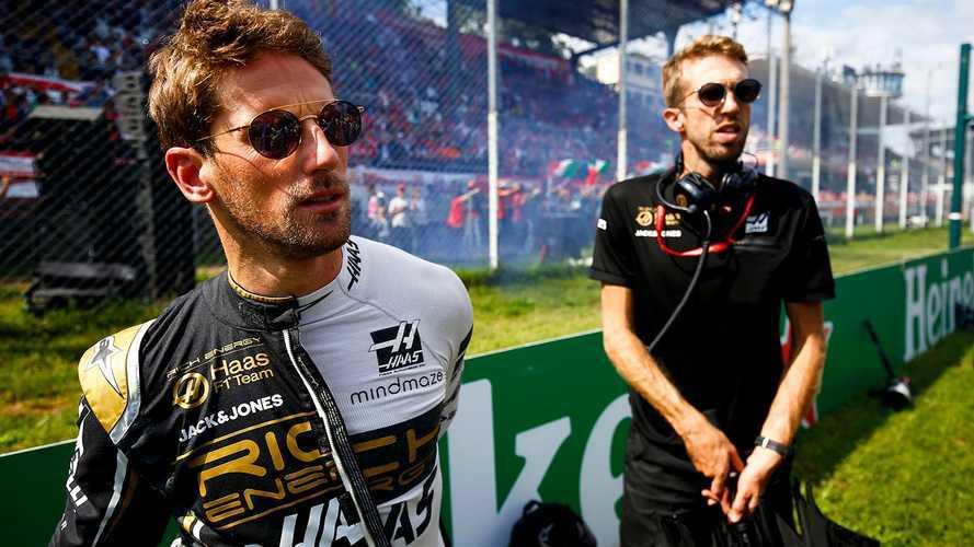 Grosjean reste chez Haas en 2020 !