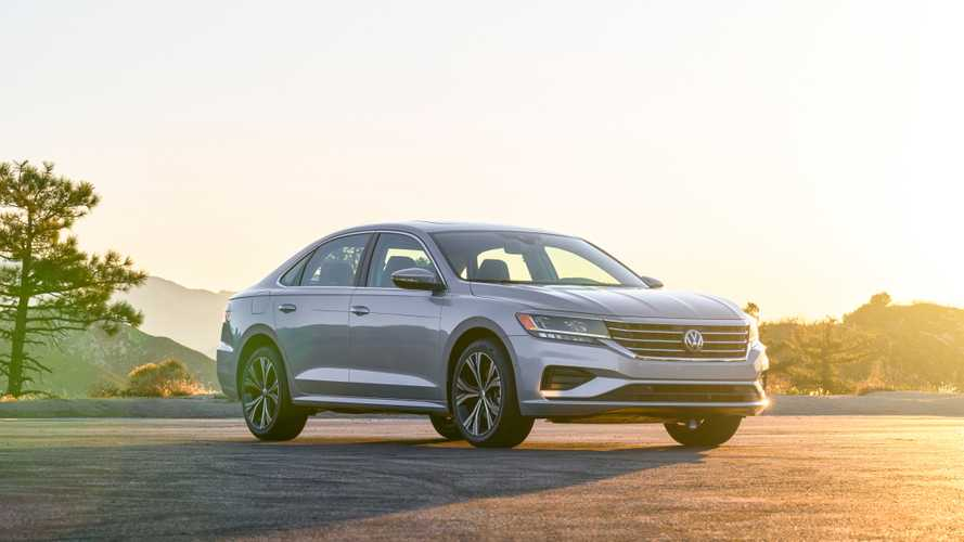 2020 Volkswagen Passat: First Drive