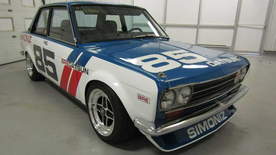 Take Home This 1971 Datsun 510 BRE Coupe Tribute