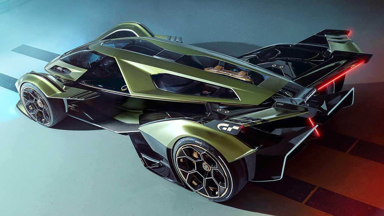 Lamborghini Vision Gran Turismo é revelado, mas para ...
