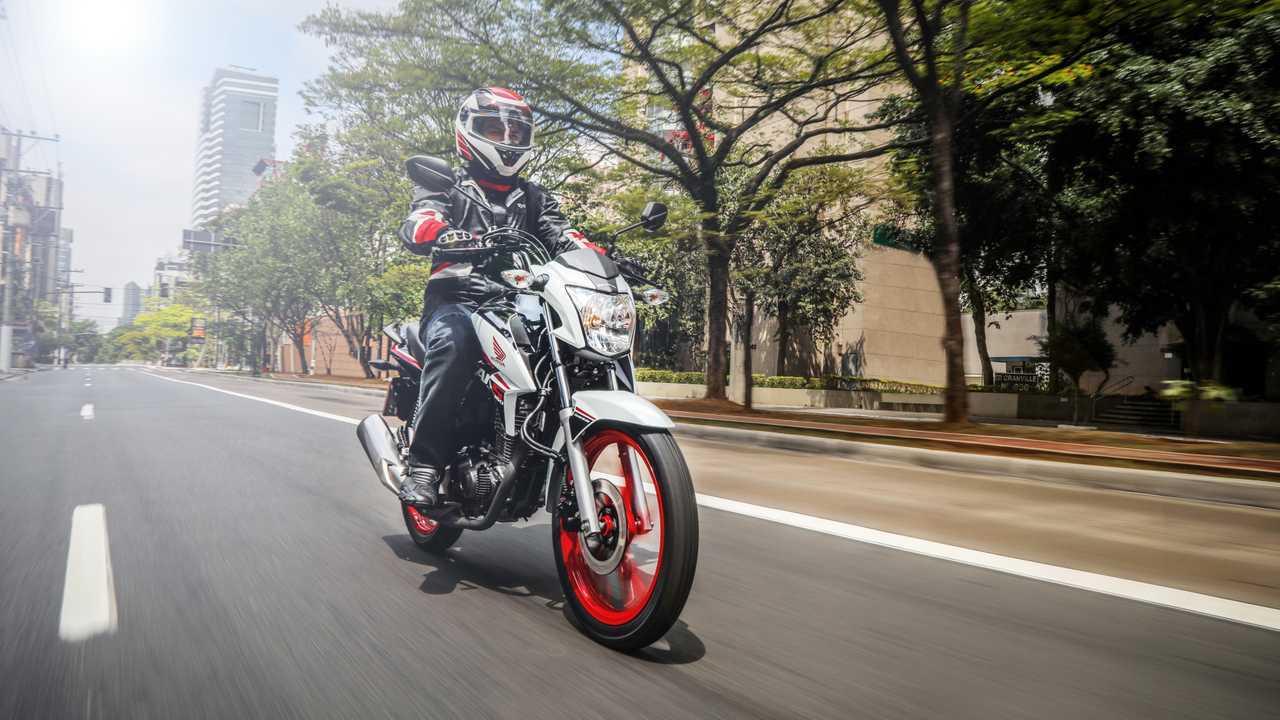 Honda CG 160 Titan S 2020