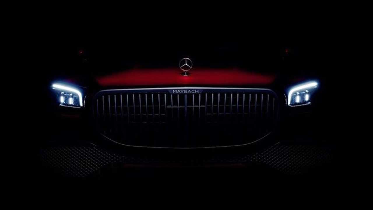 Mercedes-Maybach GLS teaser