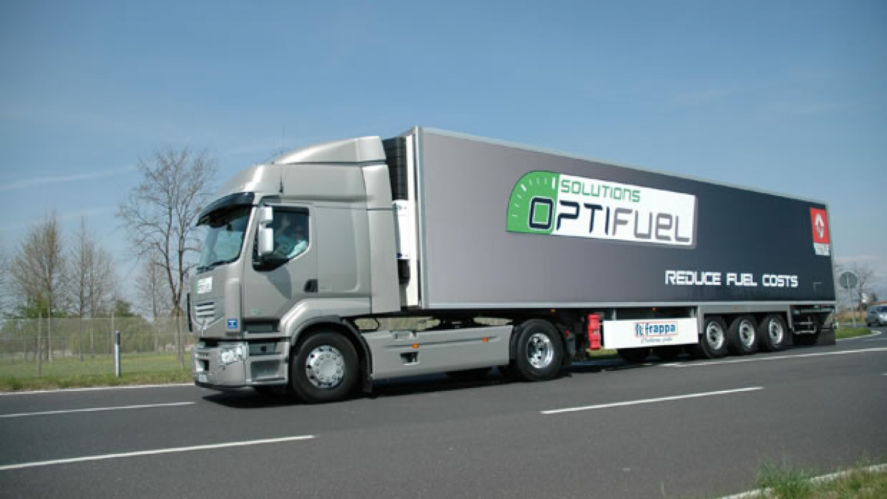 Renault Trucks Optifuel Tour