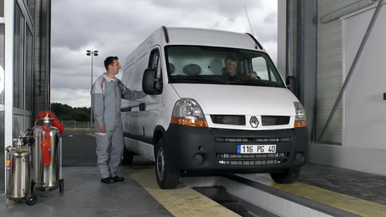 Renault Trucks, assistenza h24
