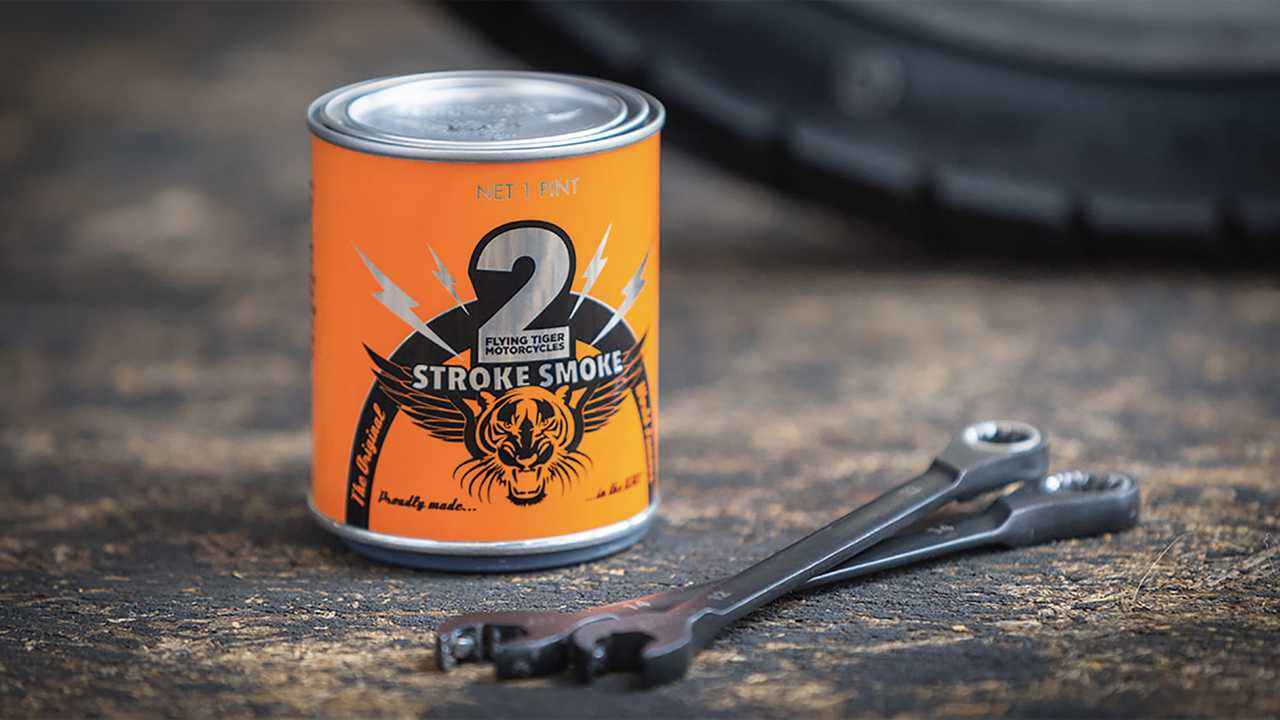 2Stroke Smoke Scented Candle - $28.50