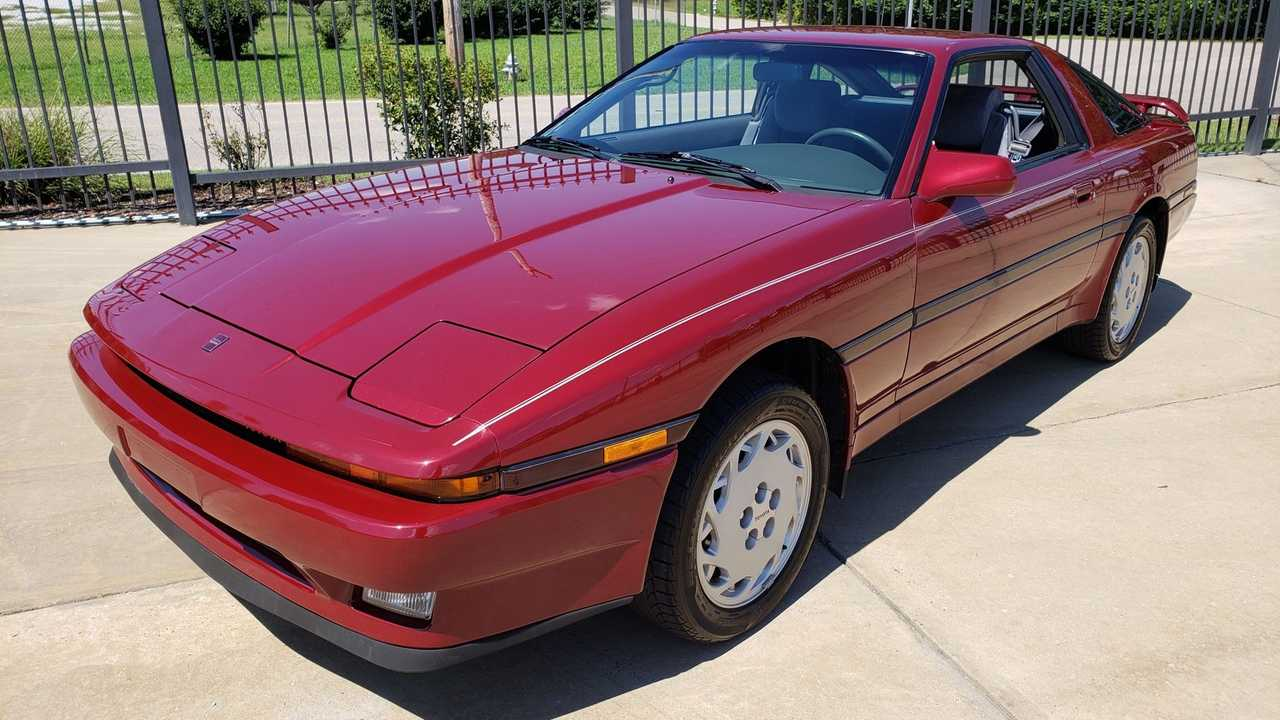 1988 Toyota Supra Could Be Collector Gold