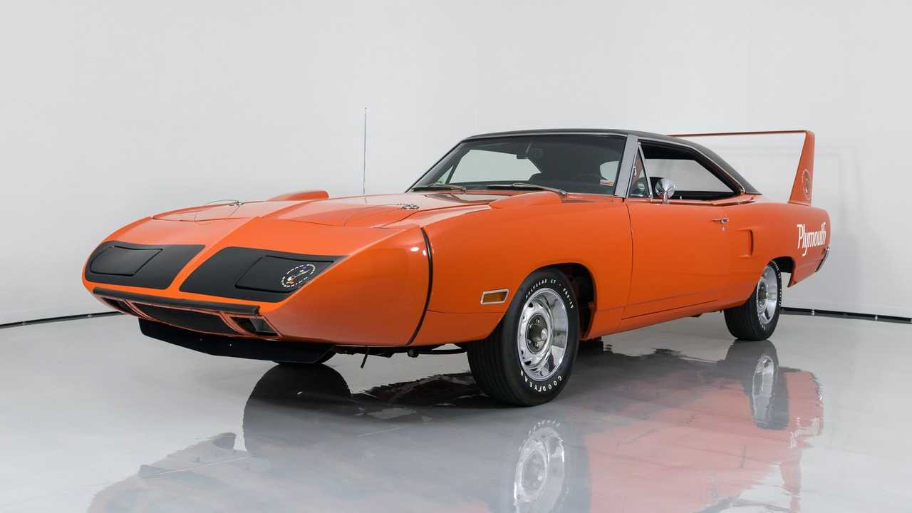 1969 Dodge Charger Daytona/1970 Plymouth Superbird