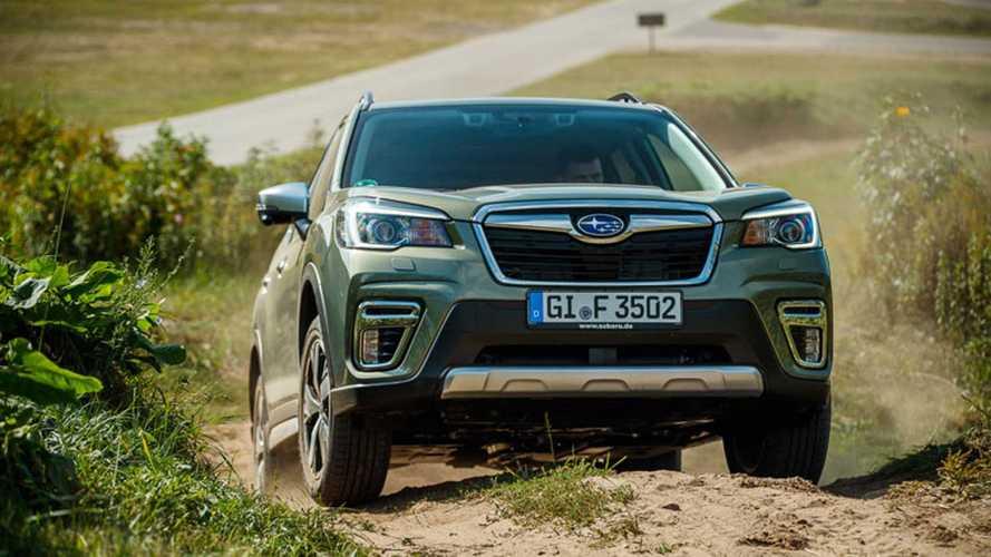Subaru Forester e-Boxer (2020): Das Mildhybridsystem spart 0,7 Liter