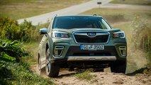 Subaru Forester e-Boxer (2020): Neuer Benziner mit Mildhybridsystem