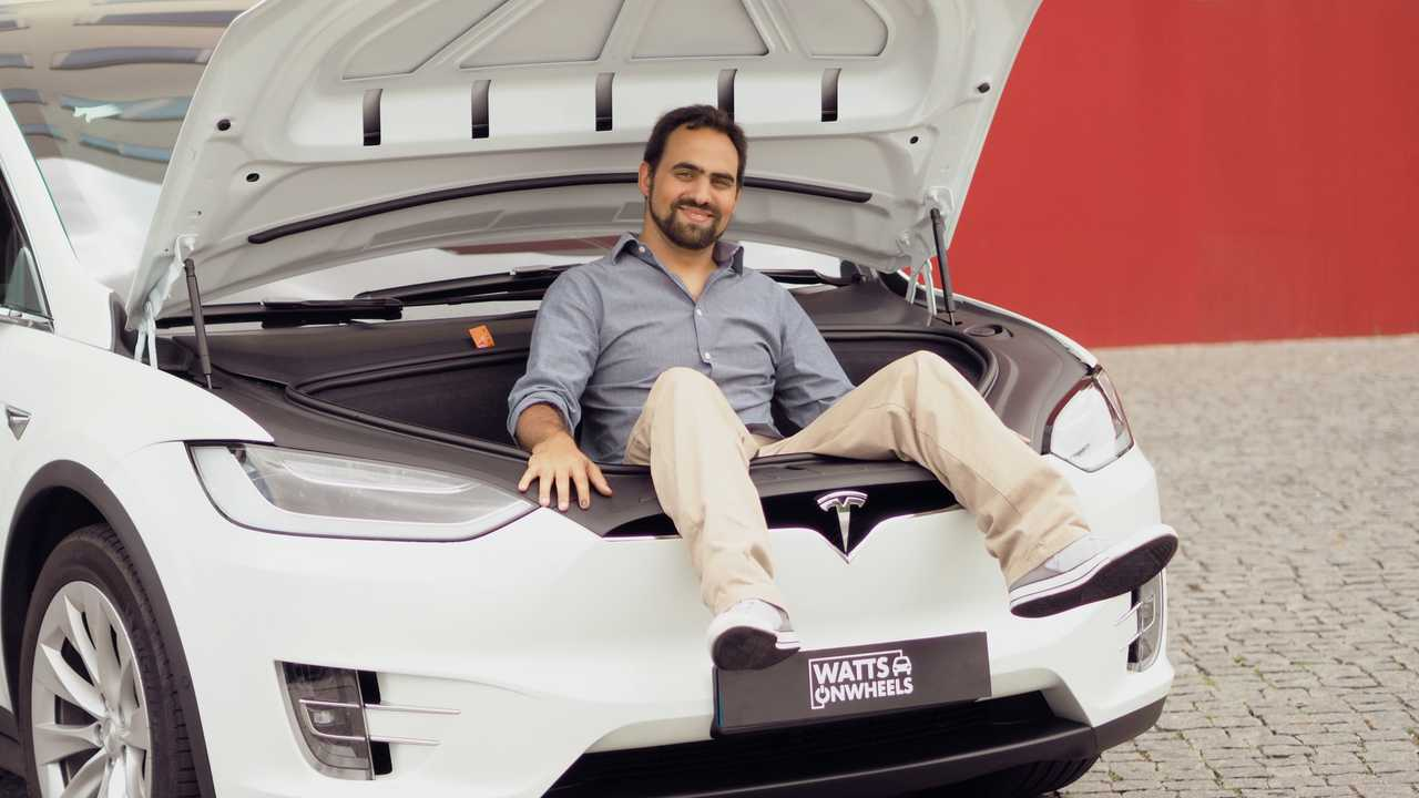 Portuguese Tesla Owners Create A Car Rental Company: Watts On Wheels