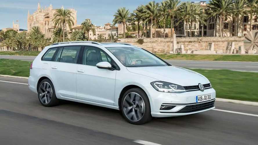 VW Golf VII Variant (2019)